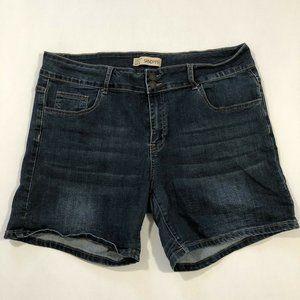 Sandpiper Women's Blue Jean Shorts 18